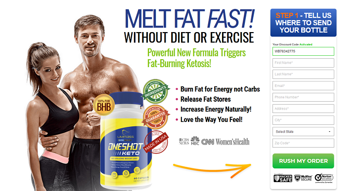 one shot keto scam or complaint