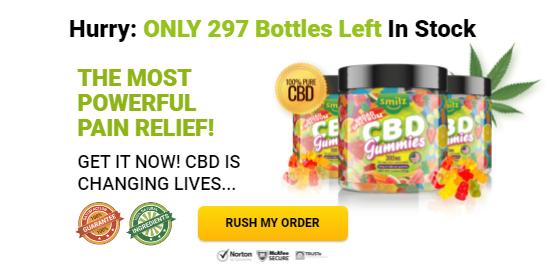 Smilz CBD Gummies full spectrum