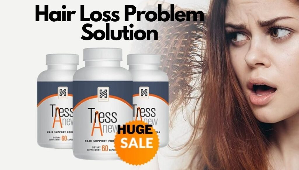 TressAnew Hair Support Formula