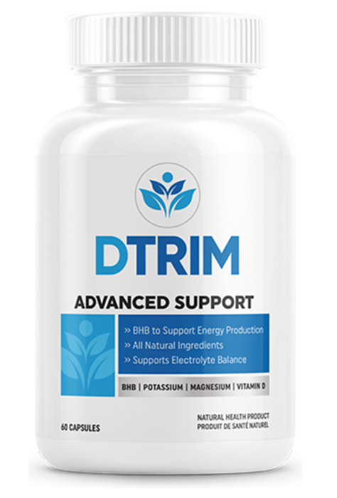 DTrim Advanced Support Keto Canada